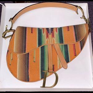 Christian Dior Saddle Hand Bag
